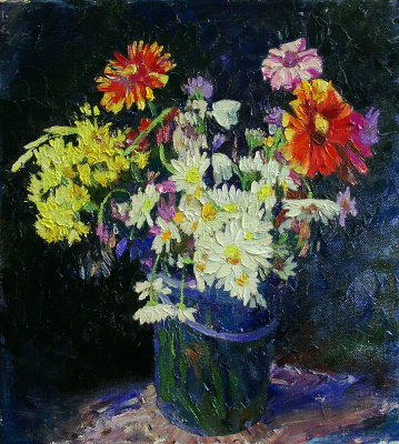 Michael Mine. Flowers No. 24