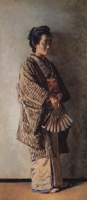 Vasily Vasilyevich Vereshchagin. Japanese