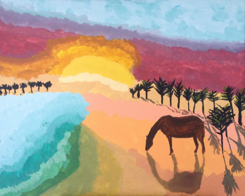 Gertjan Buijs. Sunset