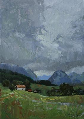 Tanika Yezhova. Clouds