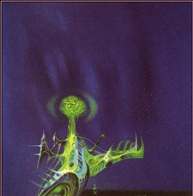 Ричард Пауэрс. Зеленый монстр
