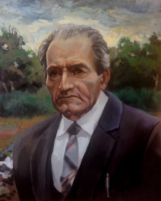 Serge katkov. Portrait to order