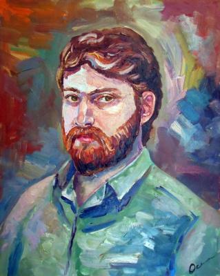 Ekaterina Viktorovna Osipovich. Jam's Portrait