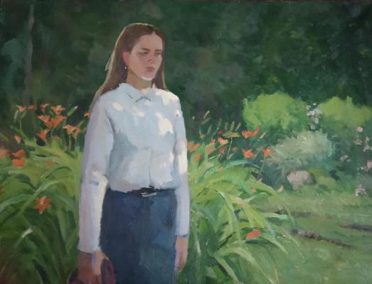Anna Glazunova. Evgenia