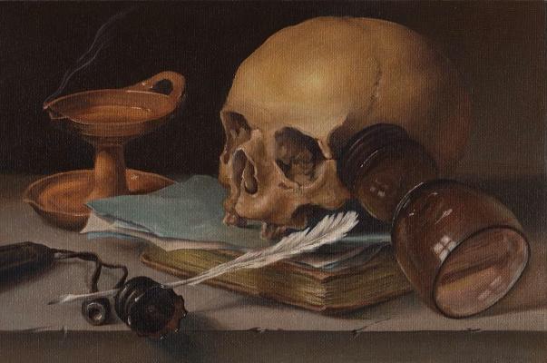 Sergius Leiman. # painting_sargon