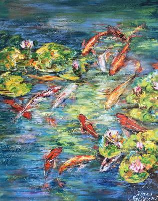 Диана Владимировна Маливани. Fish