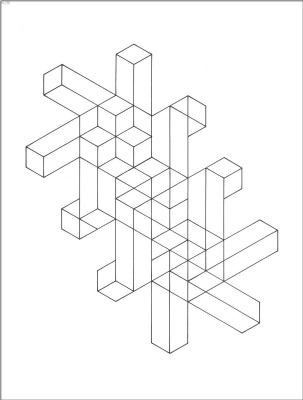 Коити Сато. Оптические иллюзии 30