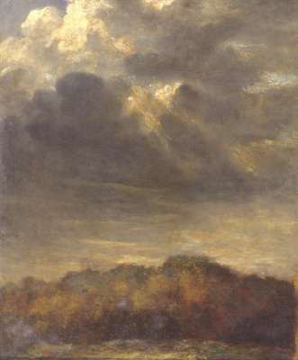 George Frederick Watts. Clouds