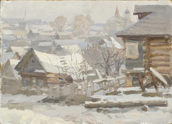 Владимир Иосифович Ружо. Переславль