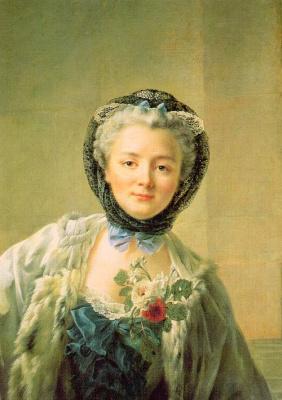 Франсуа-Юбер Друэ. Портрет женщины