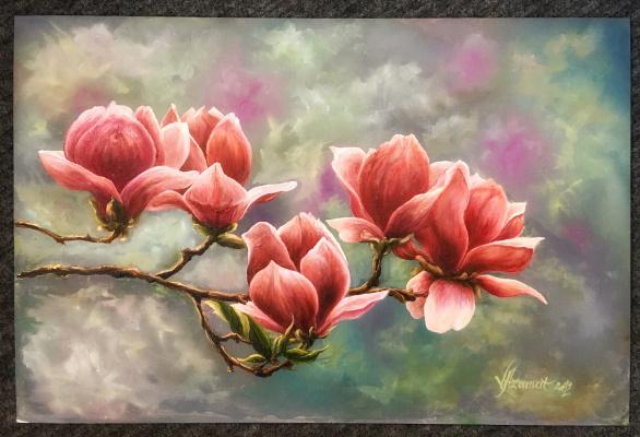 Valerika Azamat. Magnolia