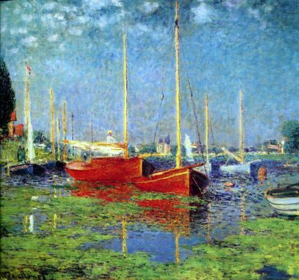 Claude Monet. Argenteuil