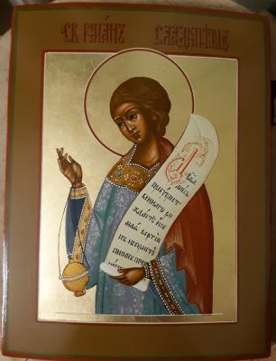 OKSANA SHVETSOVA. Holy Roman