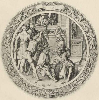 Lucas van Leiden (Luke of Leiden). Passion