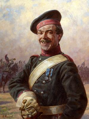 Aleksandr Yurievich Averyanov. Jolly Dragoon
