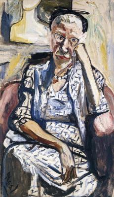 Алиса Нил. Портрет бабушки