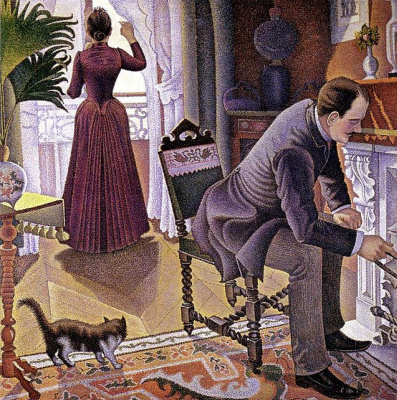 Paul Signac. Sunday