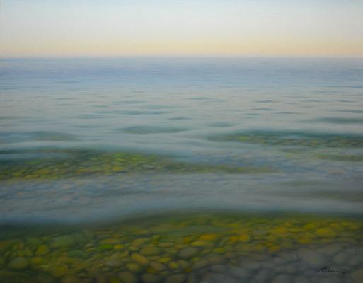 Evgeni (Eugene) Yakovlevich Gordiets (Gordian). Waves (Waves)
