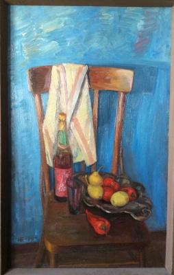 "Ivan Ivanovich Eskov. ""Wine and Fruit"""