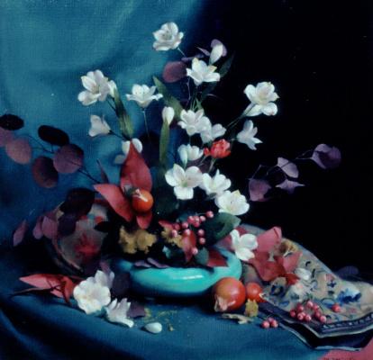 Мэри Минифи. Китайские ткани