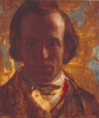 William Holman Hunt. John Key