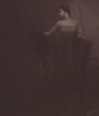 Линда Бергквист. Фиолетовые ночи