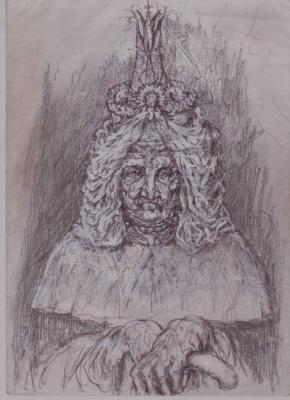 Oleg Svistunov. Cilician Princess