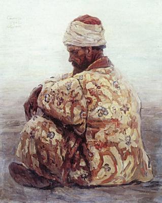Vasily Ivanovich Surikov. Pers