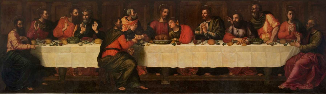 Plautilla Nelly. The Last Supper