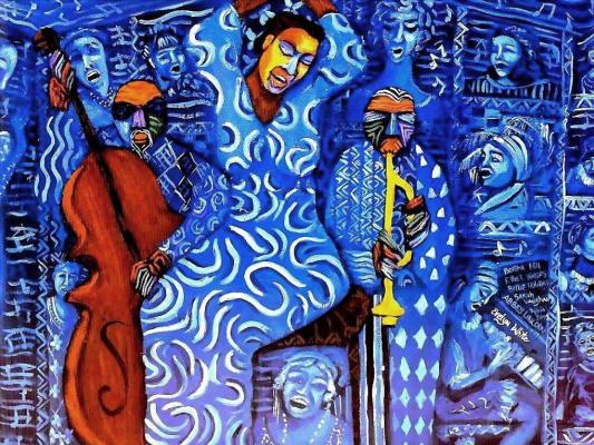 Майкл Вуд. Женский джаз