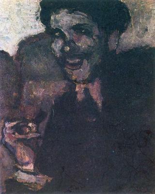 Marcel Duchamp. Portrait of Dr. Ferdinand Tribute