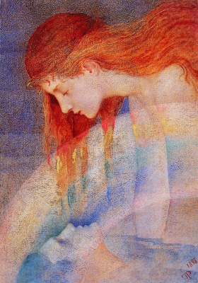 Anna Phoebe Traquier. Pledge of love