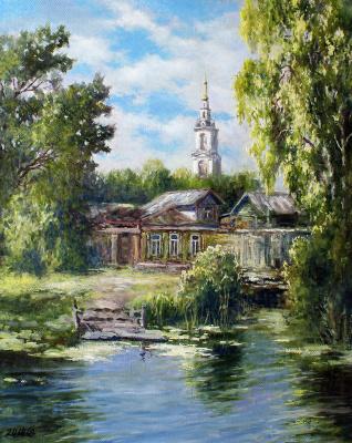 Сергей Владимирович Дорофеев. Corner of Suzdal