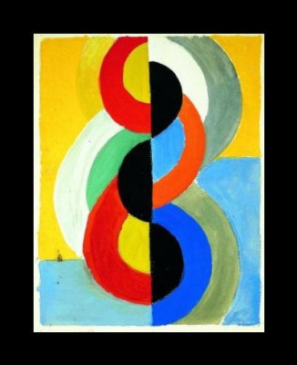 Робер Делоне. Ритмичный цвет
