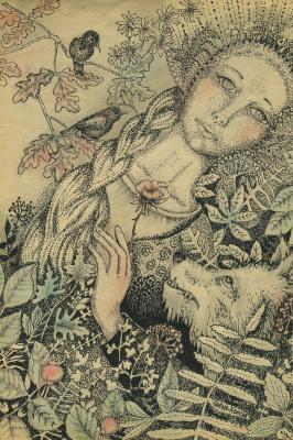 Olyona Ivanovna Koneva. The Scarlet Flower