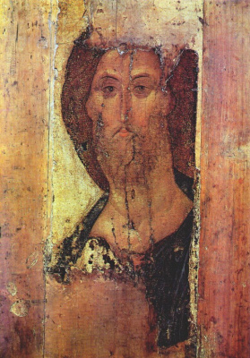 Andrei Rublev. Christ