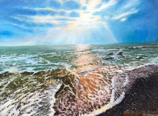 Evgeny Vladimirovich Terentyev. Green sea