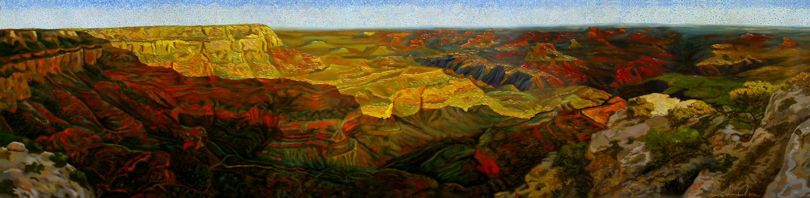 Алексей Петрович Акиндинов. Grand Canyon