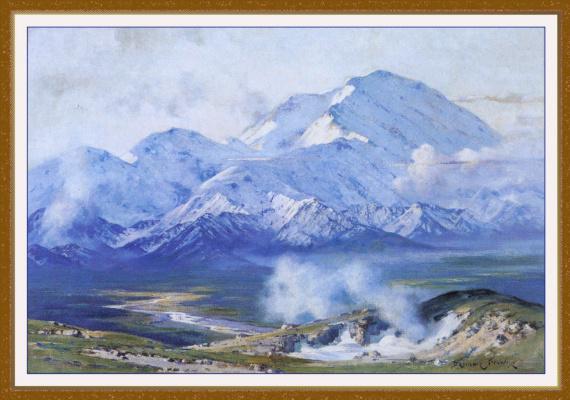 Белмор Браун. Гора Мак-Кинли