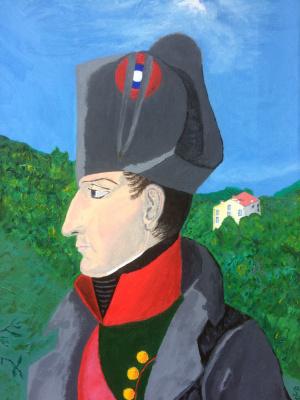Serge Jagat. Наполеон на Корсике