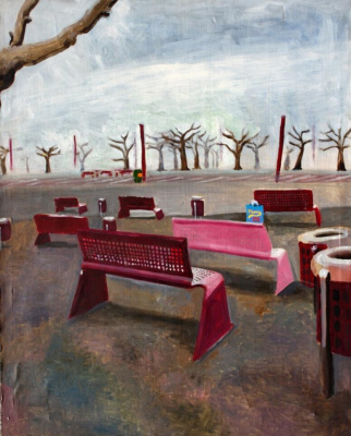 Dmitry Vasilievich Grachev. Benches