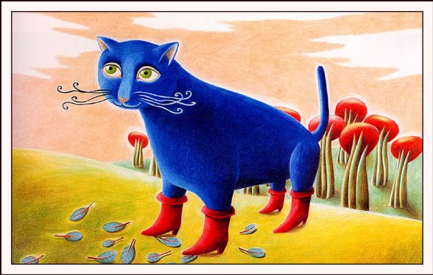 Габриэлла Гианделли. Кот в сапогах