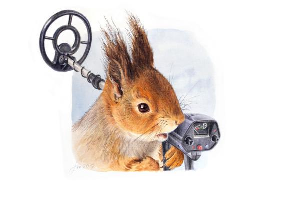 Alexey Fomin. Squirrel