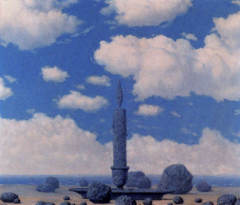René Magritte. Memories of the journey