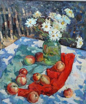 Натюрморт с фруктами. 1983