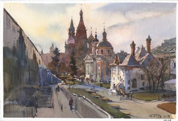 Anton Batov. Зарядье