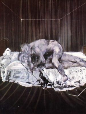 Francis Bacon. Two figures