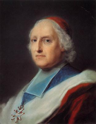 Розальба Каррьера (Каррера). Кардинал Мельхиор де Полиньяк