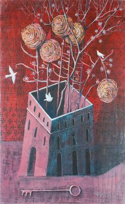 Alexey Ivanovich Kopalkin. Secret staircase