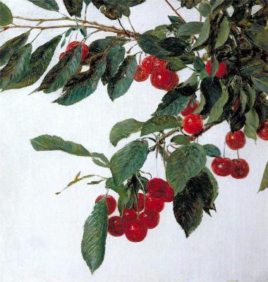 Henri Fantin-Latour. Cherry